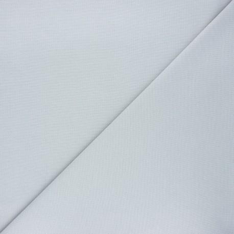 Plain stitched cotton fabric - light grey x 10cm