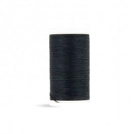 Fil à coudre Laser coton - noir - 100m
