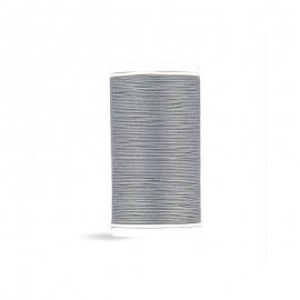 Cotton Laser sewing thread - smocked grey - 100m