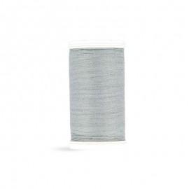 Cotton Laser sewing thread - light grey - 100m