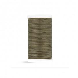 Cotton Laser sewing thread - lava stone - 100m