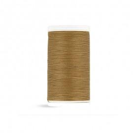 Cotton Laser sewing thread - bronze - 100m