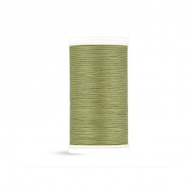 Cotton Laser sewing thread - willow green - 100m