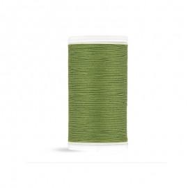 Cotton Laser sewing thread - avocado - 100m