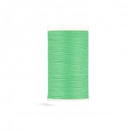 Cotton Laser sewing thread - jade - 100m
