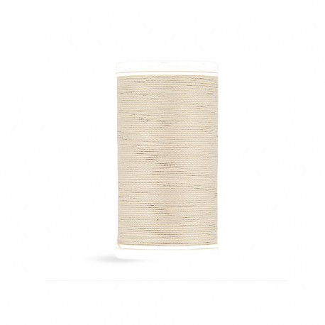 Cotton Laser sewing thread - oat - 100m