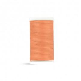 Cotton Laser sewing thread - vine peach - 100m