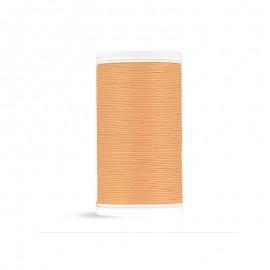 Cotton Laser sewing thread - orange peach - 100m