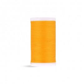 Cotton Laser sewing thread - clementine - 100m