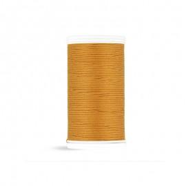 Cotton Laser sewing thread - ochre - 100m