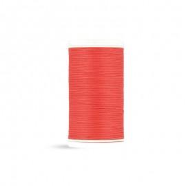 Cotton Laser sewing thread - poppy - 100m