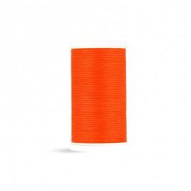Fil à coudre Laser coton - rouge corail - 100m