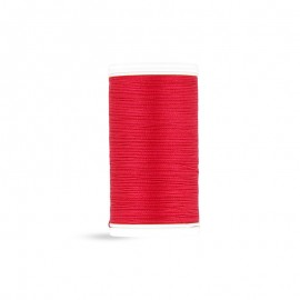 Cotton Laser sewing thread - passion red - 100m