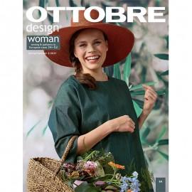 Ottobre Design Woman Sewing Pattern - 2/2021