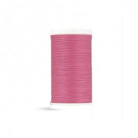 Fil à coudre Laser coton - bois de rose - 100m