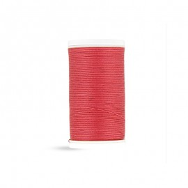 Fil à coudre Laser coton - rose thé - 100m