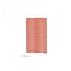 Cotton Laser sewing thread - old pink - 100m