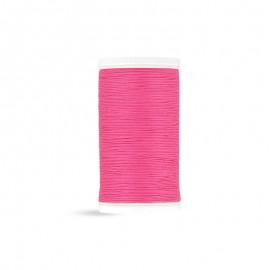 Cotton Laser sewing thread - fuchsia - 100m