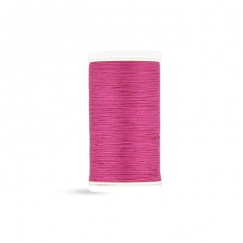 Cotton Laser sewing thread - rep purple - 100m