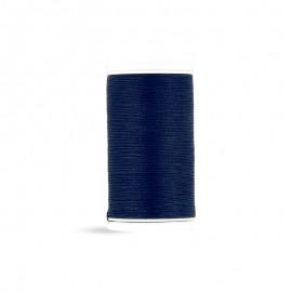 Cotton Laser sewing thread - night blue - 100m