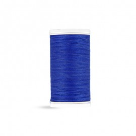 Cotton Laser sewing thread - roy blue - 100m