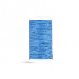 Cotton Laser sewing thread - France blue - 100m
