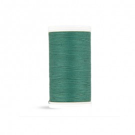 Cotton Laser sewing thread - english green - 100m