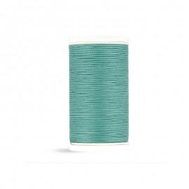 Cotton Laser sewing thread - sarcelle - 100m