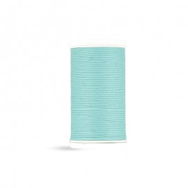 Cotton Laser sewing thread - Fjord blue - 100m