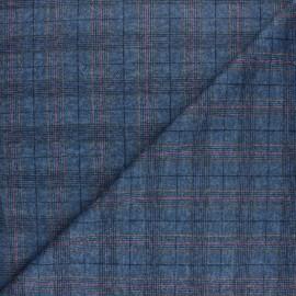 Tissu maille viscose Wexford - bleu marine x 10cm