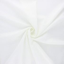 Tissu mesh Sporty - écru x 10cm