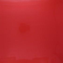 Metallic fusible fabric - red x 10cm