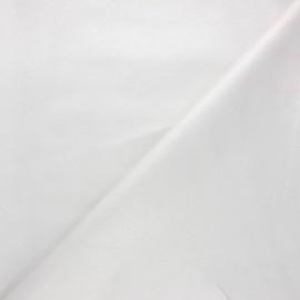 Imitation leather fabric - raw Astra x 10cm