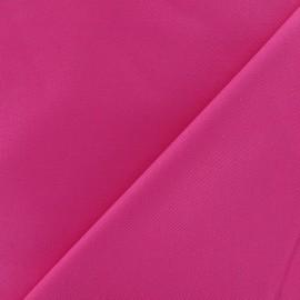 ♥ Only one piece 30 cm X 145 cm ♥ Cotton Gabardine Fabric - Fuchsia