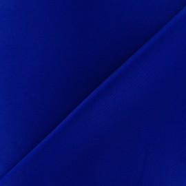 Cotton Gabardine Fabric - Navy x 10cm