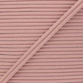 11mm Double Piping - old pink Henriette x 1m
