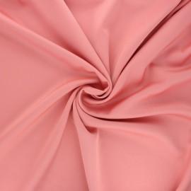 Satin fabric - rosewood Duchesse x 10cm
