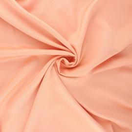 Satin fabric - blush Duchesse x 10cm