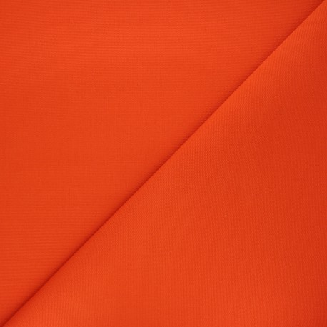 Dralon® outdoor canvas fabric Sunny - orange x 10cm