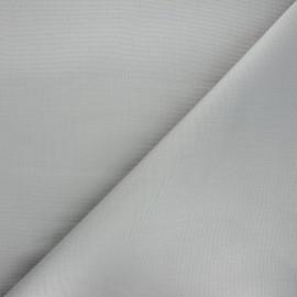 Dralon® coated outdoor canvas fabric - grey Sunny x 10cm