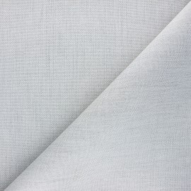 Dralon® coated outdoor canvas fabric - mottled grey Sunny x 10cm