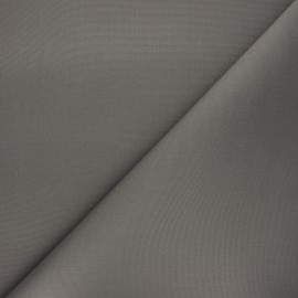 Dralon® coated outdoor canvas fabric - taupe Sunny x 10cm