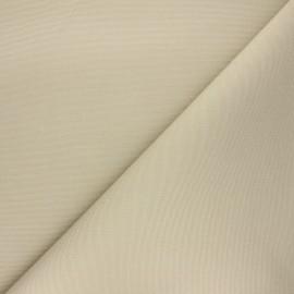 Dralon® coated outdoor canvas fabric - sand Sunny x 10cm