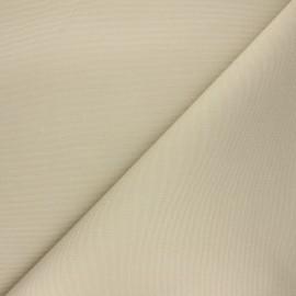 Tissu toile extérieur enduit Dralon® Sunny - sable x 10cm
