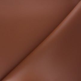 High-quality faux leather - camel x 10cm