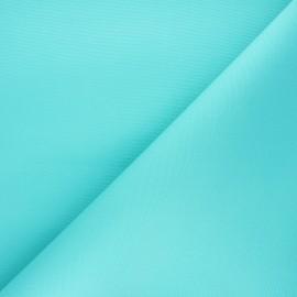 Tissu toile extérieur enduit Dralon® Sunny - turquoise x 10cm