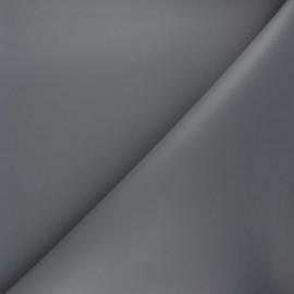 High-quality faux leather - grey x 10cm