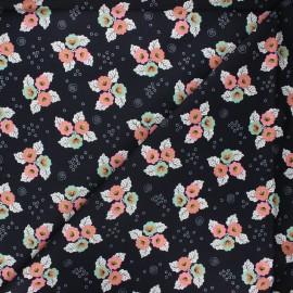 Cloud 9 cotton fabric - Tropical garden - Monsoon bloom x 10 cm