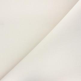 Outdoor canvas fabric - sand Magellan x 10cm