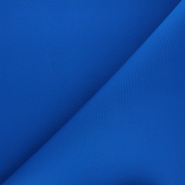 Tissu toile extérieur Magellan® - bleu roi x 10cm
